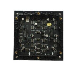 Image 4 - Imágenes xxx interior led modulo de pantalla de video controlador de fuente de alimentación, led rgb matrix p2 128mm x 128mm , hd p2 módulo led 64x64
