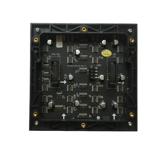 Image 4 - Xxx fotos indoor led video scherm module voeding controller, led rgb matrix p2 128mm x 128mm, hd p2 led module 64x64