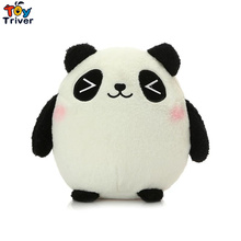 18cm/30cm Cute Plush Cartoon Panda Toy Bamboo Charcoal Package Activated Carbon Automotive Family Home Car Decoration Gift
