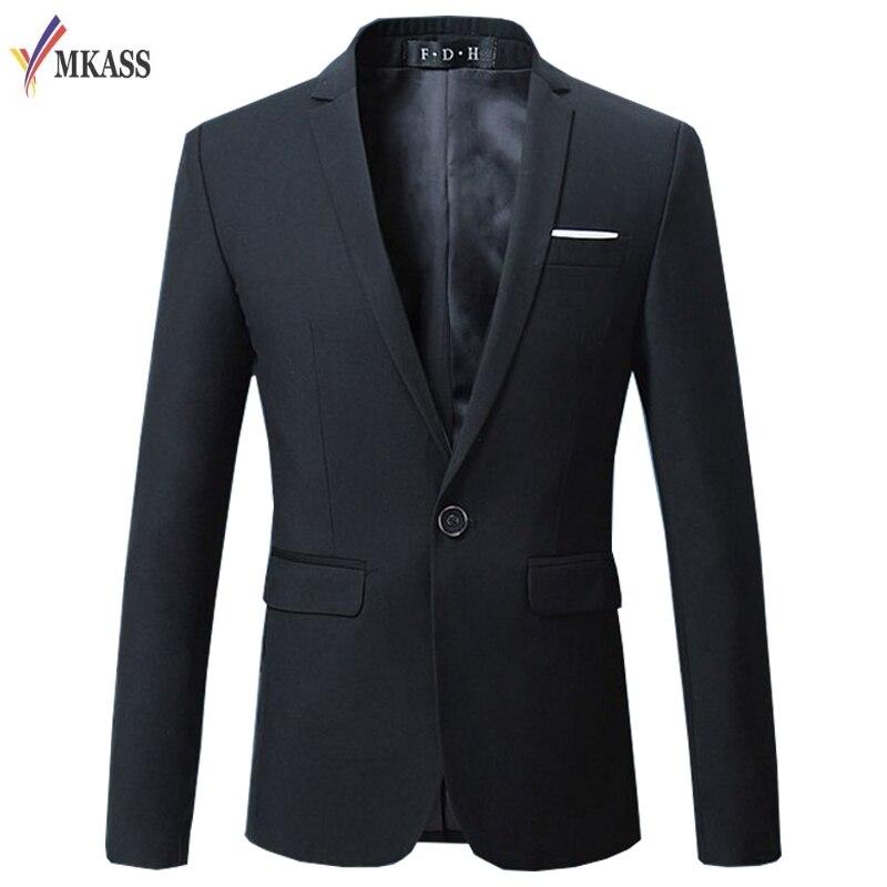 Blazer Mode Hommes Seul Fit bourgogne Slim Noir Costume bleu Robe Manteau  Solide 6xl Bouton gris blanc ... 61f042f1227