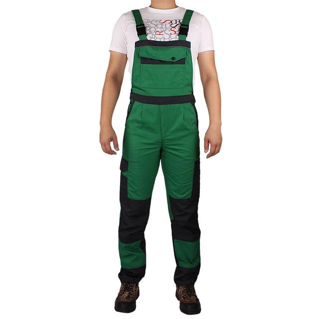 Aolamegs Erkekler önlüğü genel casual tulumlar üniforma moda lokomotif dans hip hop kayışı tulum pantolon kolsuz genel