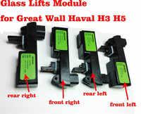 4 stücke/A Set OEM: AW500 Green Label Freies Verschiffen Elektrische Fenster Glas Aufzüge Prise Modul für Great Wall Haval H3 H5