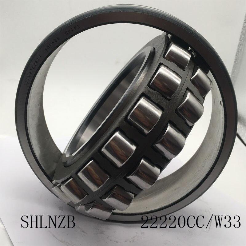 SHLNZB Bearing 1Pcs  22222CC 22222CA 22222CA/W33 110*200*53  53522 Double offer Spherical Roller Bearings