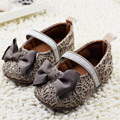 Симпатичные Принцесса Детские Девушка Обувь С Бантом прекрасный детская Обувь Детская Обувь для Девочек Новорожденных Малышей Мягкой Подошве Обувь Zapatos Нина