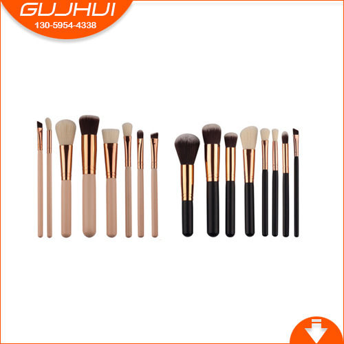 8 Makeup Brush Sets, Foundation Brush Sets, Brush, Bronze Set, Europe and America Selling G with the Same Paragraph 7pcs sets new europe and the united states selling liquid flash makeup brush set flow flash unicorn makeup brush fantasy mermaid