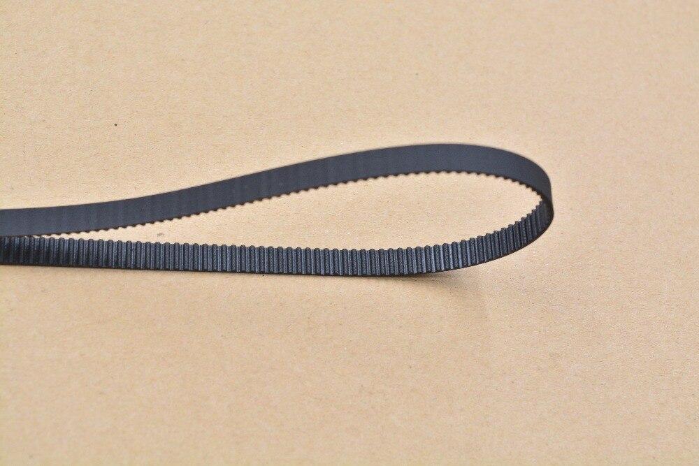 3d impresora 2gt cinturón de lazo cerrado de goma dientes de la correa 426 longi