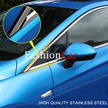 Нержавеющая Подоконник Крышка без Столбов Для Opel Astra 2015 2016 2017 Хэтчбек НЕ ДЛЯ Opel Astra Sports Tourer