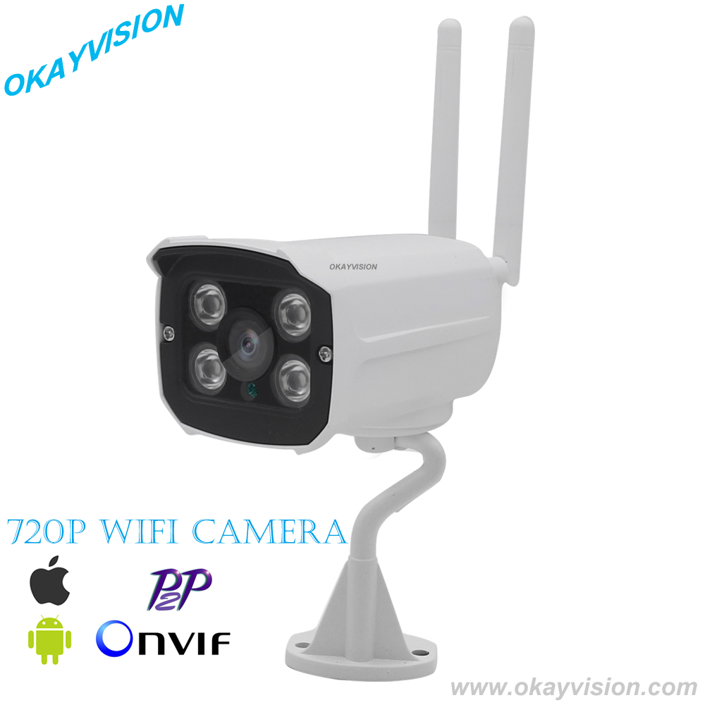 wifi outdoor onvif HD security  ip camera 1.0MP wireless waterproof outdoor wifi infrared night vision P2P mobile home security poe hd 960p onvif h 264 p2p onvif security monitoring network ip camera infrared night vision outdoor waterproof security