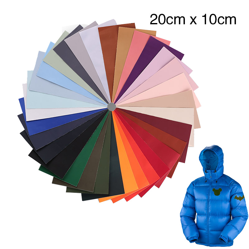Patches Clothing Decoration Raincoat Down-Jacket Appliqued Self-Adhesive Diy-Repair Umbrel title=