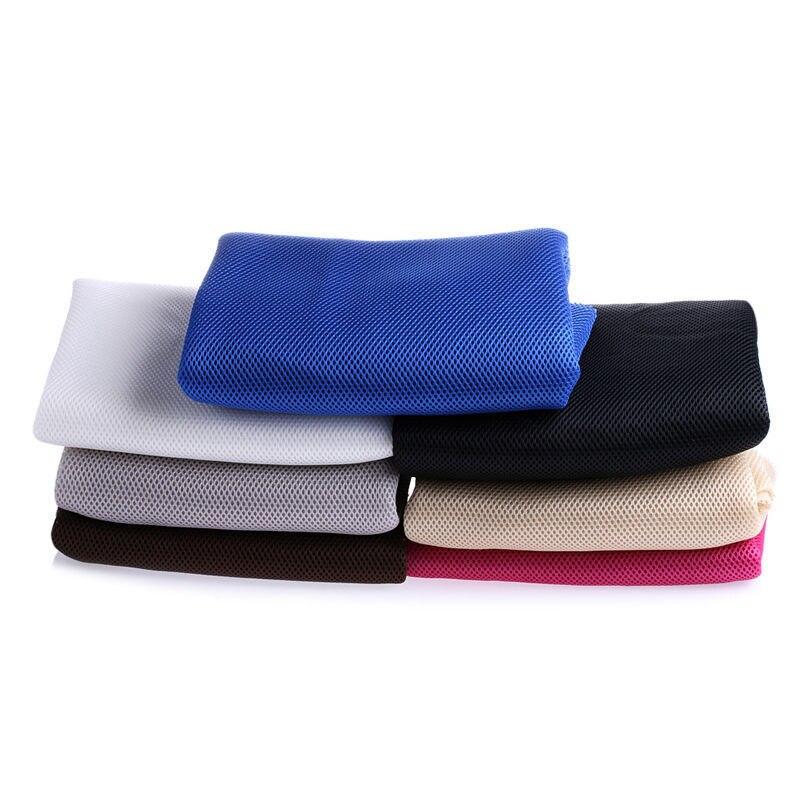 OOTDTY Speaker Grill Mesh Cloth Stereo Fabric Speaker Radio Prevent Dust Tool 7 Colors