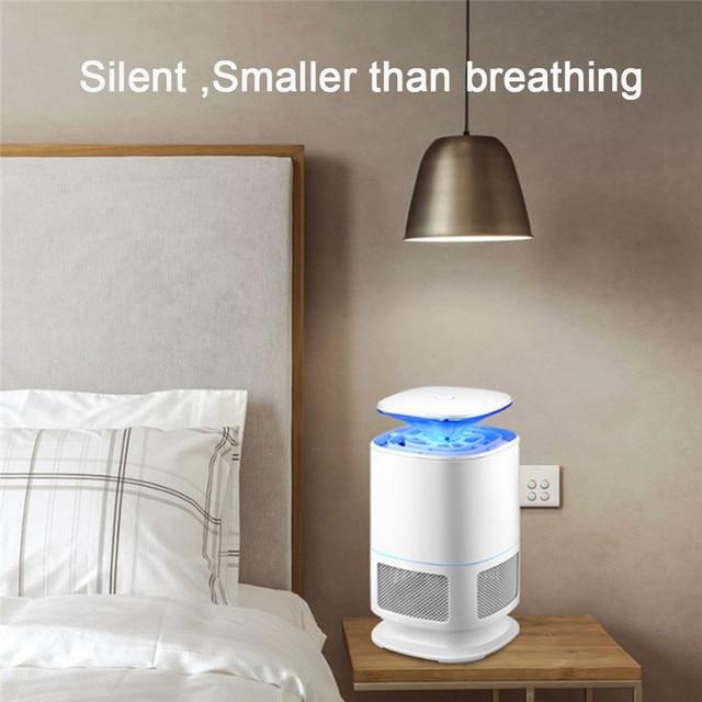 H96 Homekit USB Mosquito Killer Lamp with LED 1