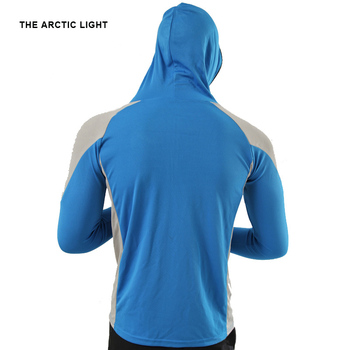 THE ARCTIC LIGHT Shirts Hooded 2