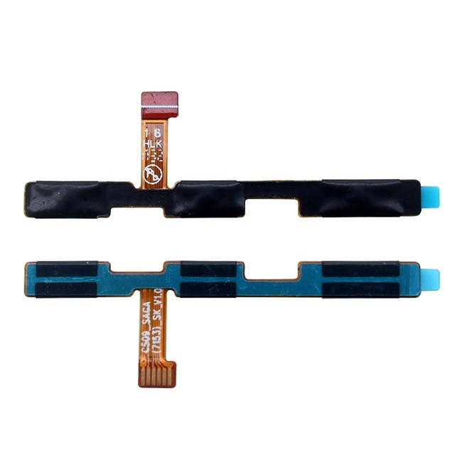 Cubot X18 Button Flex Cable Power+Volume Button Speaker Earpiece USB plug Charge Board Loud Speaker For Cubot X18 1