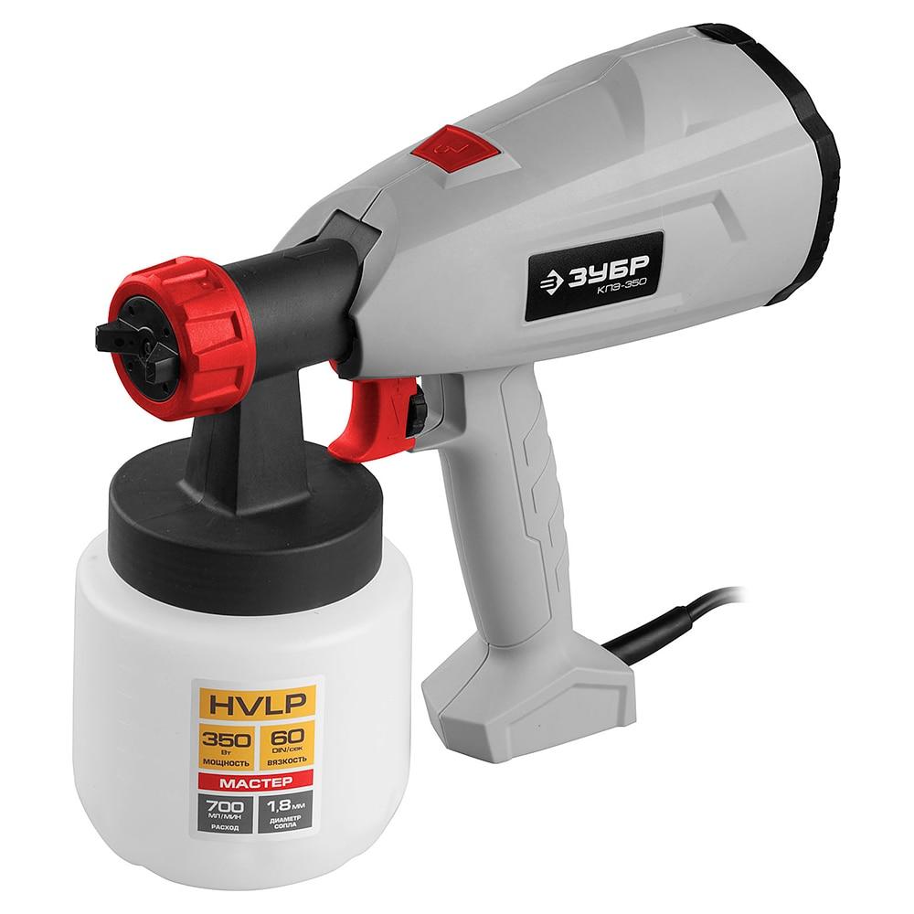Electric spray gun ZUBR KPE-350