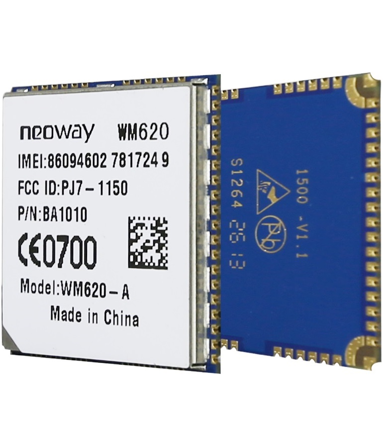 WM620 WM620 FA replace WM620 A LCC WCDMA industrial wireless module with quad band EDGE GPRS