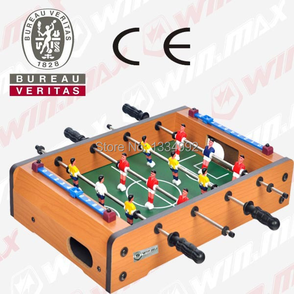 Charming Safety Kids Indoor Sports Football Game Toys Mini Table