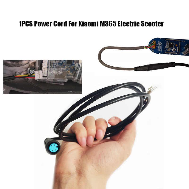 1PCS Netsnoer Voor Xiaomi M365 Elektrische Scooter Power Adapter Onderdelen Kabel Lader Lijn Stekker Batterij printplaat