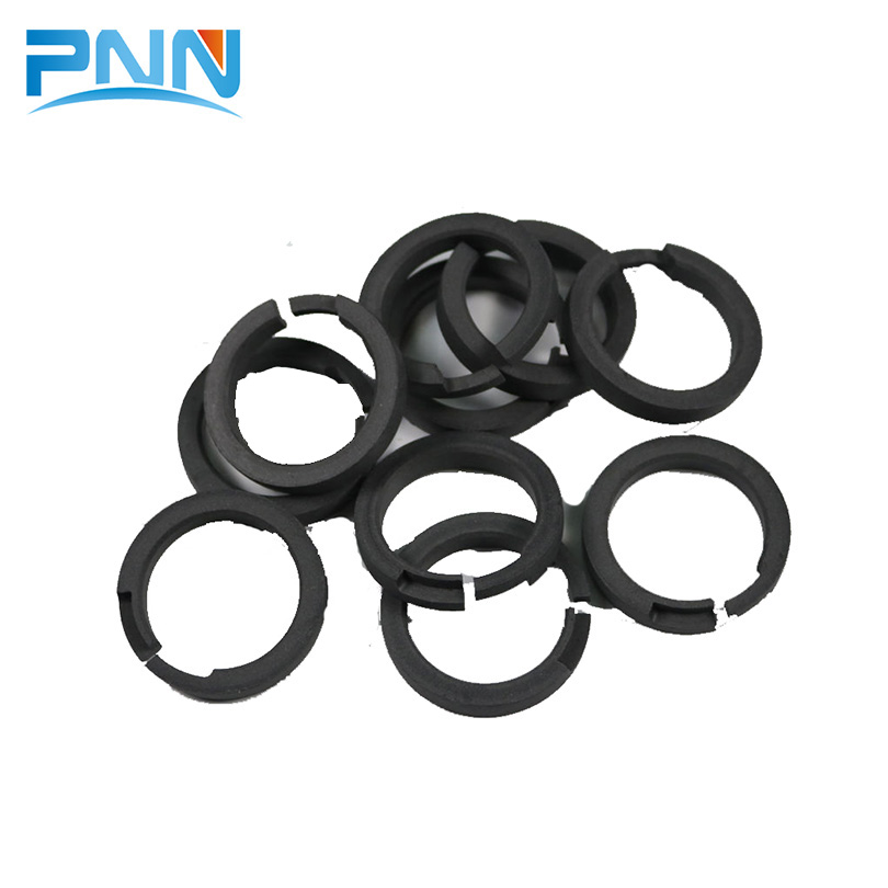 10PCS/packs Air Suspension Cylinder Piston Rings WABCO For Mercedes-Benz W220 W211 A6 C6 <font><b>A8</b></font> <font><b>D3</b></font> A6 C5 Air Compress Pump image