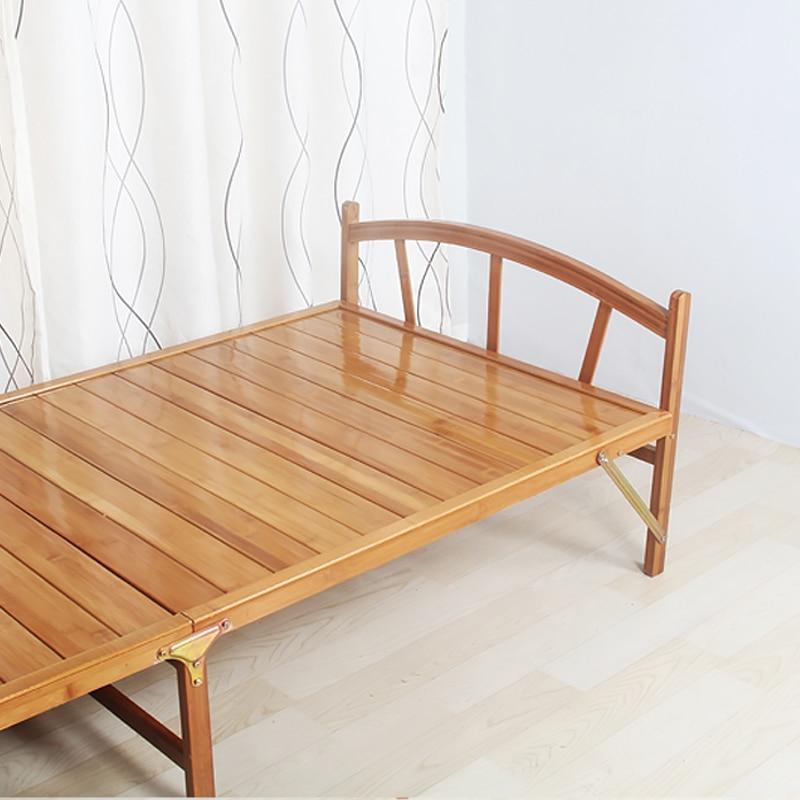 modern wooden folding bed