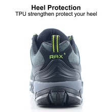 Rax Men Waterproof Warm Hiking Shoes Women Outdoor Shoes Mountaineering Climbing Hunting Shoes Men Toe Protection Non Slip Shoes