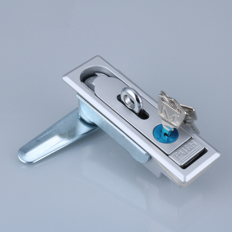 free shipping Electronic cabinet lock Instrument Enclosure hardware part switch fire box industry distribution box door lock