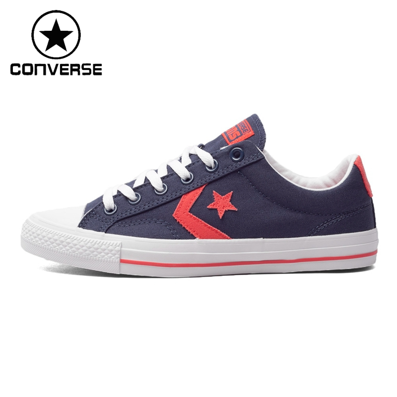 ФОТО Original New Arrival  Converse  All Star Pro  Unisex  Skateboarding Shoes Canvas Sneakers
