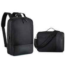 15.6 Laptop 17'' Backpack Business Men Backpacking Anti-thef