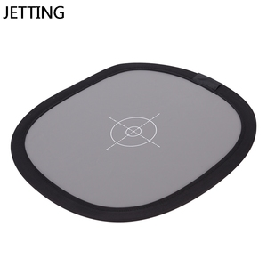 """Image 3 - Pu New 12 """" Inch 30cm 18% unfoldable Gray Card Reflector White Balance Double Face Focusing Board With Carry Bag"""