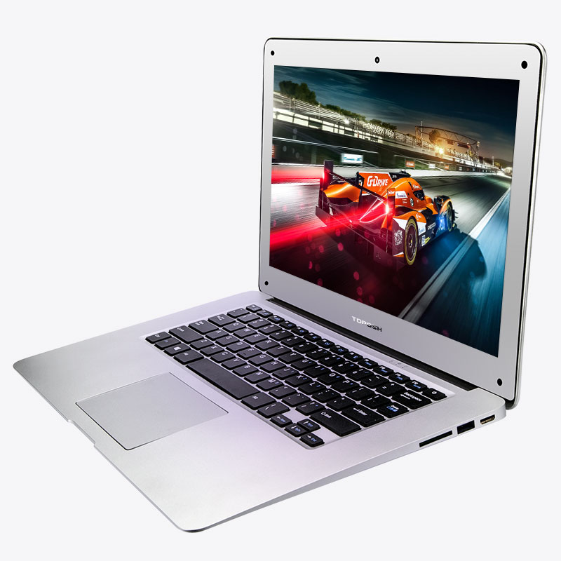 P1 01 14 inch Magal laptop Wifi con Ranura SATA SSD M.2 Processor N3520 8G RAM DDR3 64G ultralight notebook