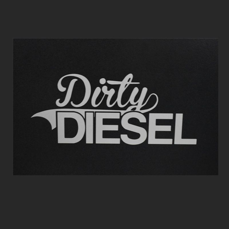 Dirty diesel funny truck car window sticker vinyl decal chevy ram tdi in car stickers from automobiles motorcycles on aliexpress com alibaba group