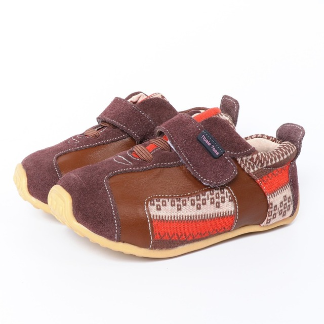 TipsieToes Brand Casual Baby Kid Toddler Barefoot Shoes Moccasins For Boy and Girls 2019 Spring Fashion Nmd Sneakers Leather 5