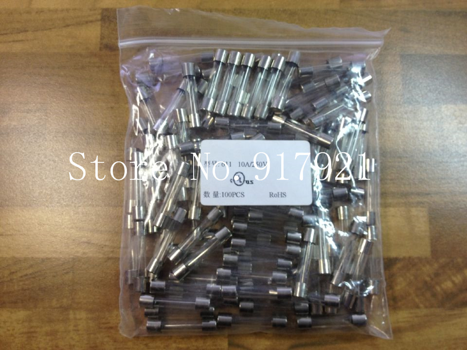 [ZOB] Bate Better of Germany 611 insurance tube fuse 10A250V 6X30 to ensure genuine --200pcs/lot