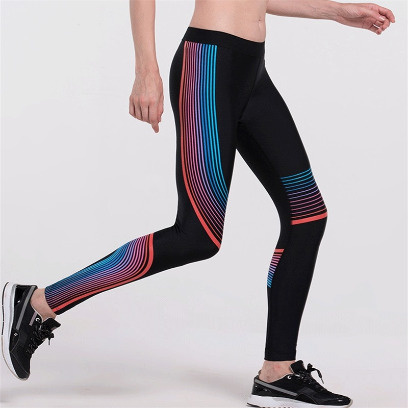 New Sexy Woman Gym Clothes Women Yoga Pants Workout Leggings Sports -7334