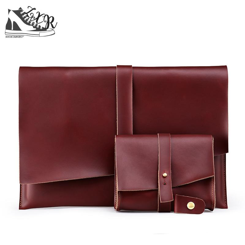 купить Zuoxiangru Fashion Men Pu Leather Crossbady Bag Men Handbags Male Designer Business Briefcase 14 Inch Laptop Bag Shoulder Bags недорого