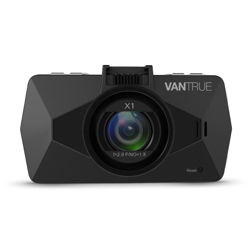 Vantrue X1 Dash Cam 2.7 Video Recorder FHD 1080P Car DVR Camera, Loop Recording, Packing Mode, Night Vision, G-Sensor with GPS (5)