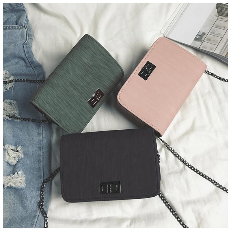 S.IKRR Worean Shoulder Bag Luxury Handbags Women Bags Designer Version  Wild Girls Small Square Messenger Bag Bolsa Feminina