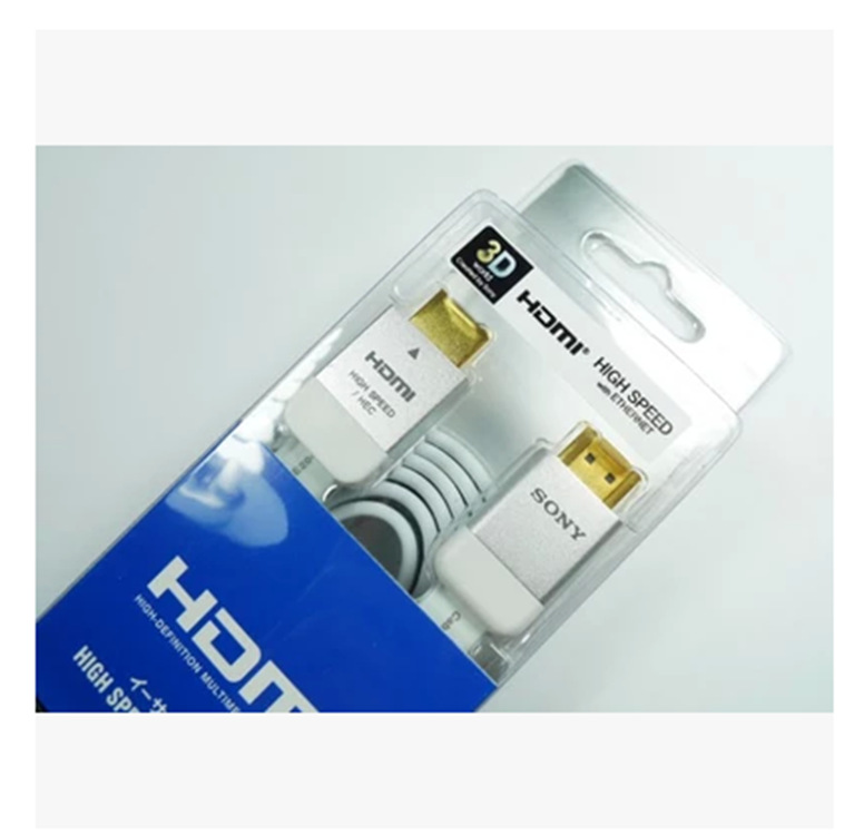 HDMI cable 1.4 version 3D high-definition HDMI cable 2 m computer cable TV line