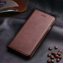 Натуральная кожа чехол для Apple iPhone 6 6S 6 Plus Магнитная чехол телефона из натуральной кожи Коке для iphone 6S плюс флип чехол с карты