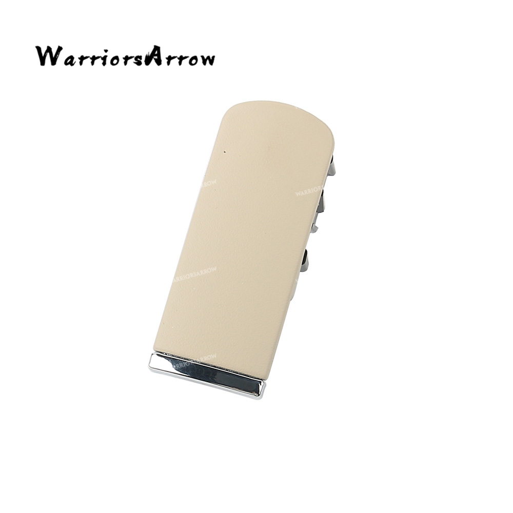 WarriorsArrow Beige Glove Box Catch Lock Lid Handle No Lock For Audi A4 B6 B7 8E 2001-2008 For Seat Exeo 2009-2014 8E1857131 image