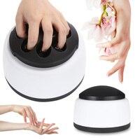 GUSTALA Pro Электрический УФ-лак для ногтей для снятия гель-лака машина для удаления лака для ногтей Удалитель геля AC 85-240 В в паровой отпаривател...