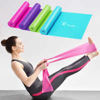 2018 Hot Fitness Equipment Resistance Bands Latex Elastic Bands Fitness Gym Strength Training Workout Crossfit Rubber Sport Loop