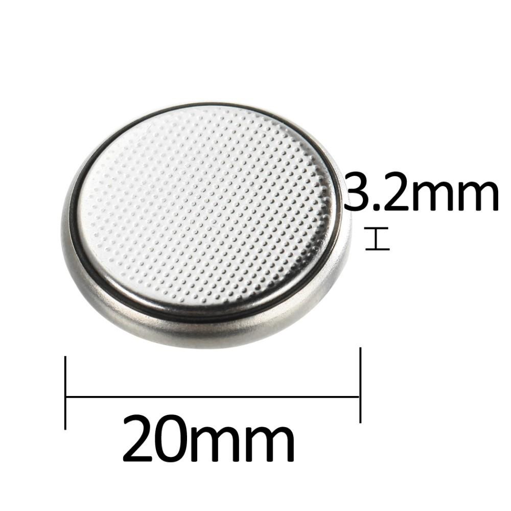 4pk CR2032 Lithium Button Cell Battery 2