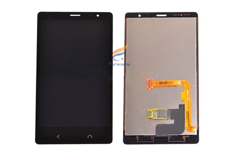 השחור החדש חלקי חילוף עבור Nokia X2 תצוגת LCD עם מסך מגע דיגיטלית + כלים הרכבה 4.3 אינץ ' 1 חתיכה משלוח חינם