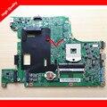 Frete grátis 55.4ya01.00 11s90001841 notebook motherboard principal board fit for lenovo b590 b580