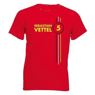 sebastian vettel shirt promotion shop for promotional. Black Bedroom Furniture Sets. Home Design Ideas