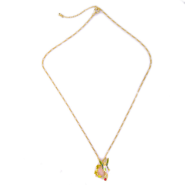 Online shop key jewelery flower pendant necklaces best friends key jewelery flower pendant necklaces best friends gold color long necklaces for women in india fashion mozeypictures Gallery
