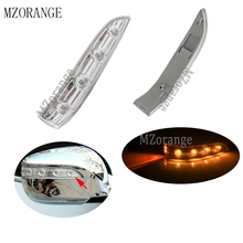 MZORANGE For Hyundai Tucson IX35 2010 2011 2012 2013 2014 Rearview Mirror Turn Signal Lamp Light Left/Right 87624 876142S200 все цены