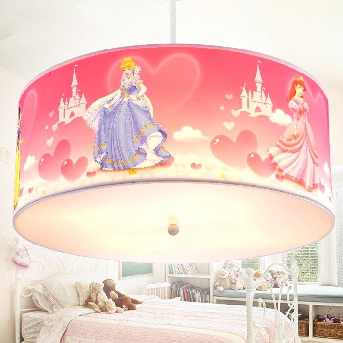 Anti fire Cloth Children Bedroom Light Fixture Ceiling Light ...