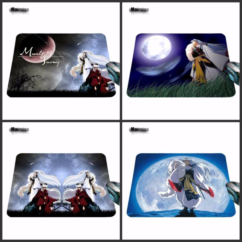 Mairuige 2017 Hot Sell Print Anti-slip Durable New Arrival Fashion anime Computer Gaming Mouse Pad Gamer Play Mats