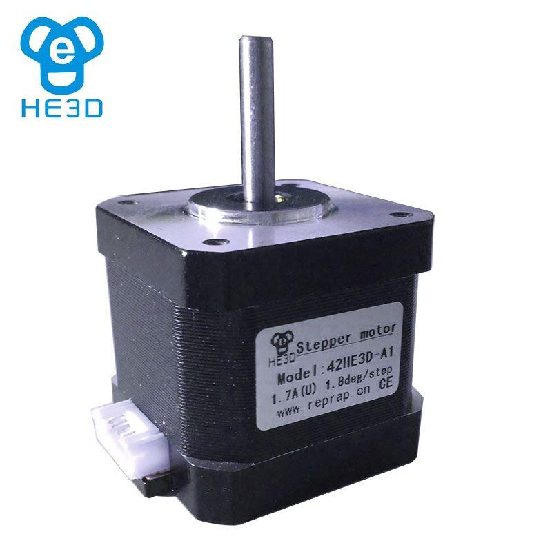Reprap 3d impresora x, Y, Z, E, extrusora motor paso a paso NEMA17